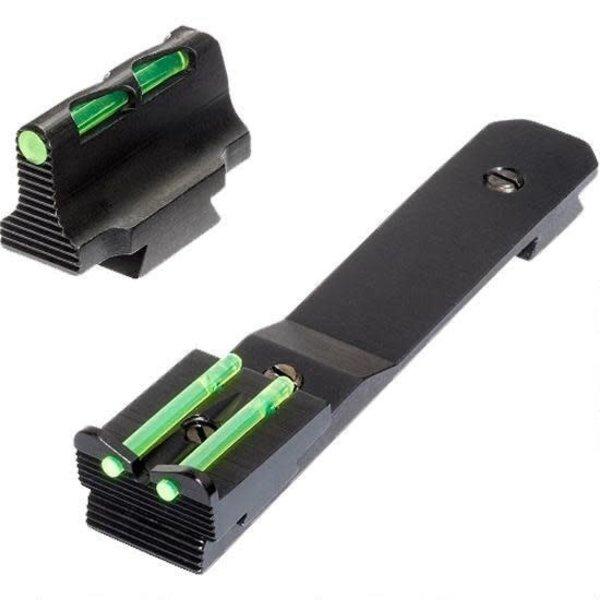 HIVIZ Litewave Henry Adjustable Rifle Sight Set For 357 Mag & 30-30 Win