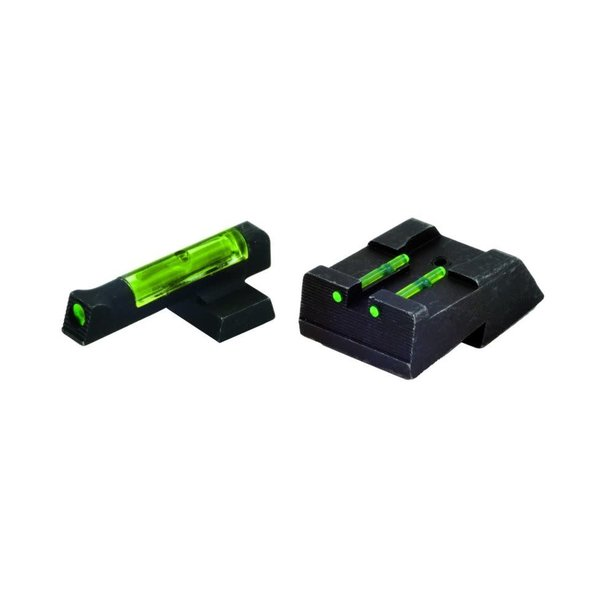 HIVIZ Springfield 1911 Front/Rear Combo Sight Set