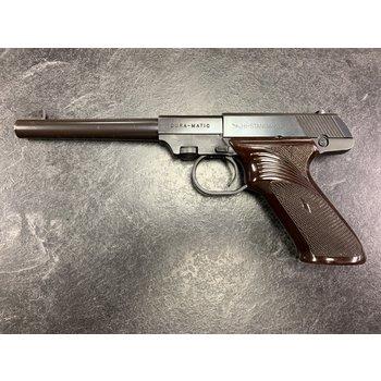 High Standard M101 Dura Matic 22 LR Semi Auto Pistol w/2 Mags