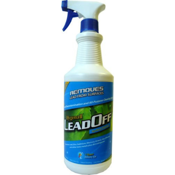 Hygenall Hygenall Leadoff Surface Cleaner Spray Bottles 1 Quart