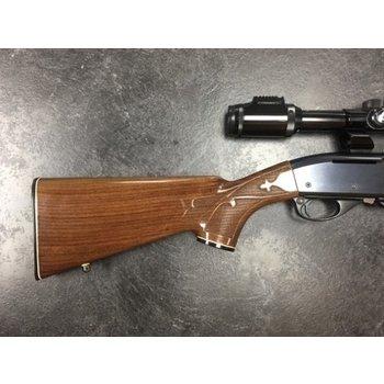 Remington Model 7400 30-06 Semi Auto W/Bushnell Scope