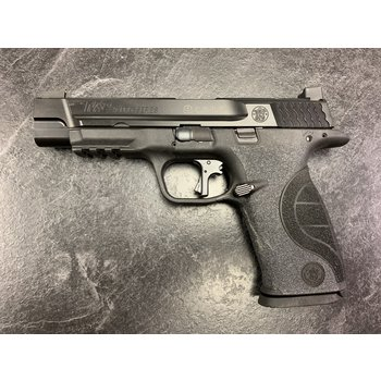 "Smith & Wesson M&P Core 9mm 5"" Semi Auto Pistol w/Apex Trigger & 2 Mags"