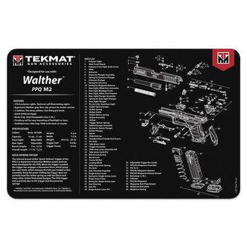 TekMat Gun Cleaning Mat, Walther PPQ