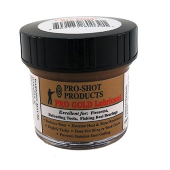 Pro-Shot Pro-Gold Choke and Action Grease 1oz