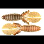 "Missile Baits D Bomb 4"" Golden Amber 6-pk"