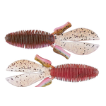 "Missile Baits D Bomb 4"" Pink Belly 6-pk"
