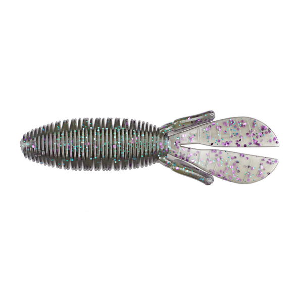"""Missile Baits Baby D Bomb 3.65"""" Candy Grass 7-pk"""