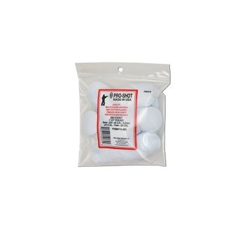 """Pro-Shot Patches, 1-1/2"""" Round 6mm-30cal, 300 Pack"""