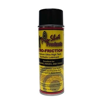 Pro-Shot Zero Friction Spray 6 oz.