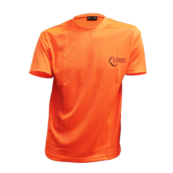 Backwoods T-Shirt, Blaze Orange, M