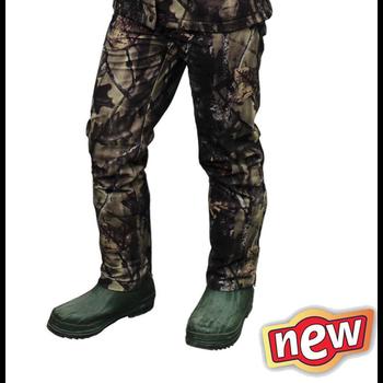 Backwoods Explorer Ladies Pant, Pure Camo Verical HD, L