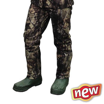 Backwoods Explorer Ladies Pant, Pure Camo Verical HD, S
