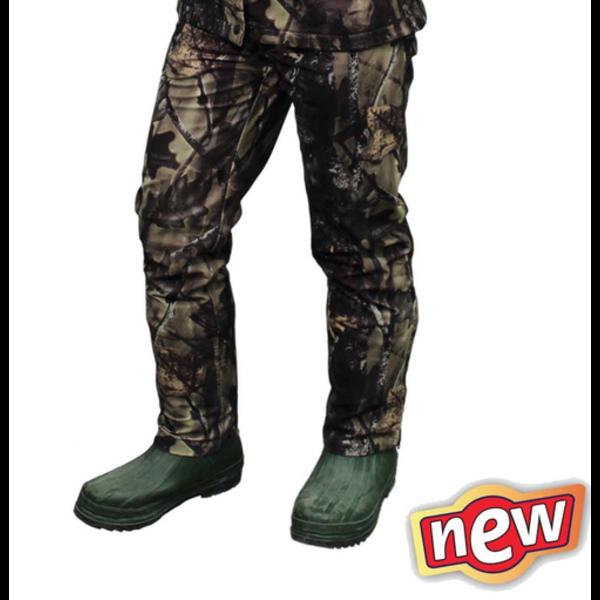 Backwoods Explorer Ladies Pant, Pure Camo Verical HD, S