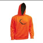 Backwoods Hoody, Blaze Orange, L