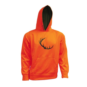 Backwoods Hoody, Blaze Orange, L