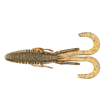 Missile Baits Baby D Stroyer. Green Pumpkin Flash 10-pk