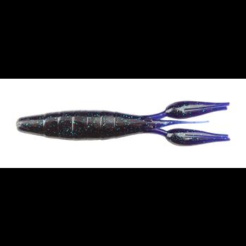 "Missile Baits Craw. 4"" June Blue Bug 8-pk"