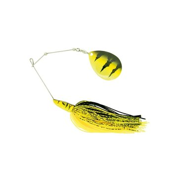 Molix Pike Spinnerbait 1-1/2oz Black Tiger