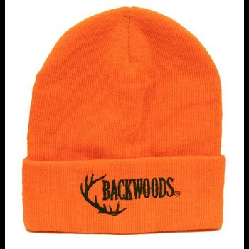 Backwoods Thinsulate Kid's Knit Touque, Blaze Orange Backwoods