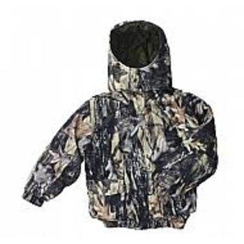 Backwoods Hunter Kid's Jacket, Pure Camo Verical HD, M
