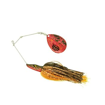 Molix Pike Spinnerbait 1oz Red Pike