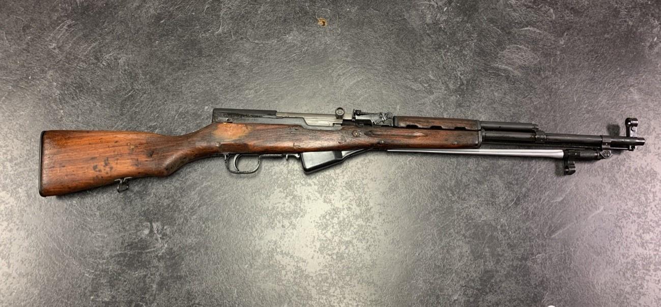 SKS Chinese 7 62x39 Semi Auto Rifle