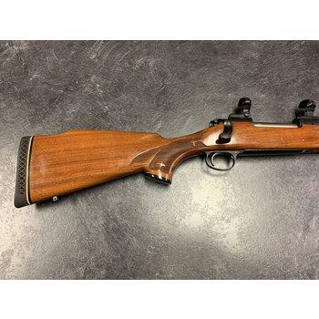 Remington 700 BDL 300 Win Mag Bolt Action w/Muzzle Brake, Rings and Bases
