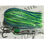 Tournament Rigged Fly, Dolphin UV Live
