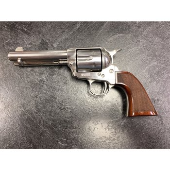 """Taylors & Company Runnin Iron 45 Colt Revolver Deluxe Edition Stainless 4.75"""" BBL"""