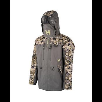 Hodgman H5 Storm Shell Jacket, Digi Camo/Charcoal, L