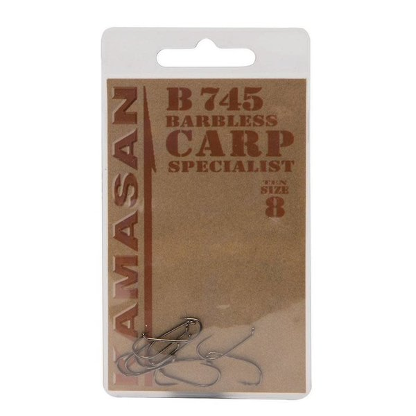 Kamasan B745 Carp Specialist Size 8