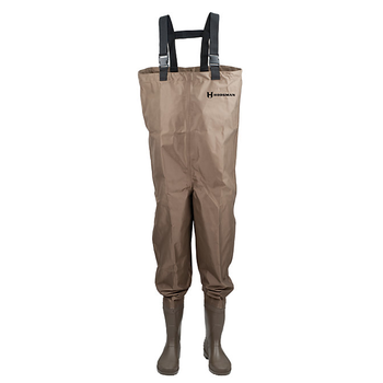 Hodgman Mackenzie Cleat Chest Bootfoot Wader. Size 12