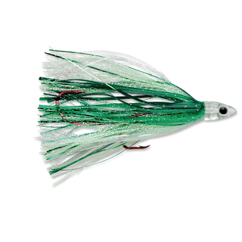 Luhr Jensen Flash Fly Everglo Dill Pickle