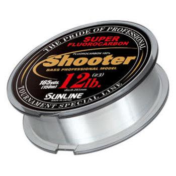 Sunline Shooter 9lb Finesse Special Super Fluorocarbon 110yds