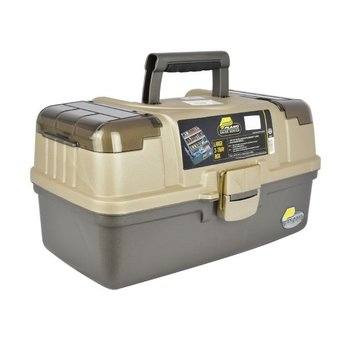 Plano Guide Series Large 3 Tray Tackle Box.