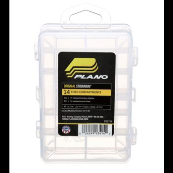 Plano Pocket Stowaway Tackle Box 14 Compartments