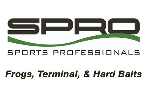 Spro Frogs, Terminal, & Hard Baits