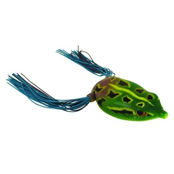 Spro Bronzeye Frog 65 Natural Green 5/8oz