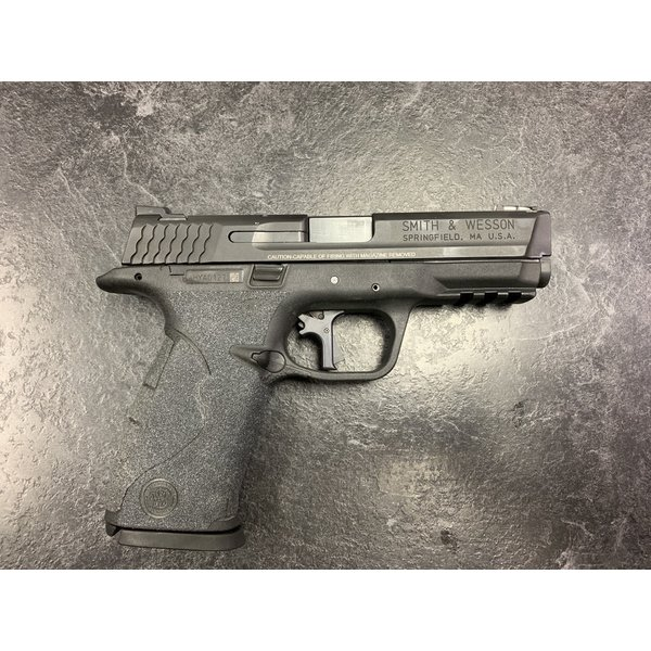 Smith & Wesson  M&P9 9mm w/Apex Trigger & 3 Mags