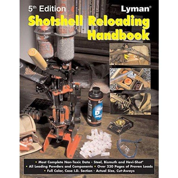 Lyman 5Th Edition Shotshell Handbook