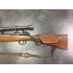 Mauser K98 8mm Mauser w/Zeiss Sniper Scope with QD Mounts