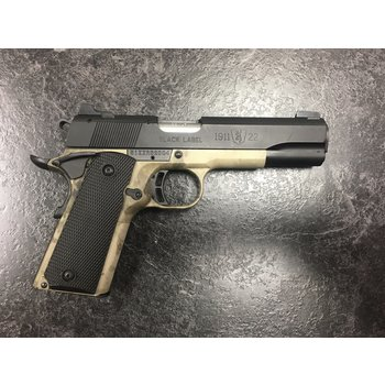 Browning 1911-22 Black Label Cal. 22 Semi Auto Rimfire Pistol