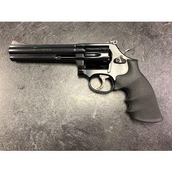 "Smith & Wesson Model 586-8 357 Mag 6"" Revolver"