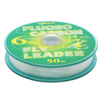Drennan Fluorocarbon Leader 8lb 50m Spool