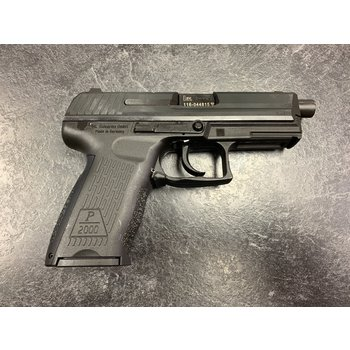 Heckler & Koch Model P2000 V5 9mm Semi Auto Pistol