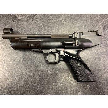 Webley Hurricane .177 Single Shot Pellet Pistol