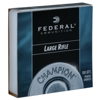 Federal Large Rifle Primers No 210 Per 100