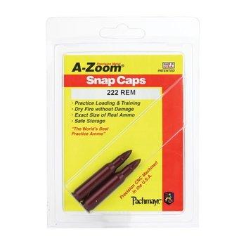 A-Zoom Snap Caps 222 Rem 2/Pk