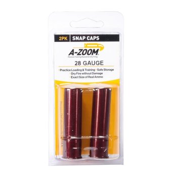 A-Zoom Snap Caps 28 Gauge 2/Pk