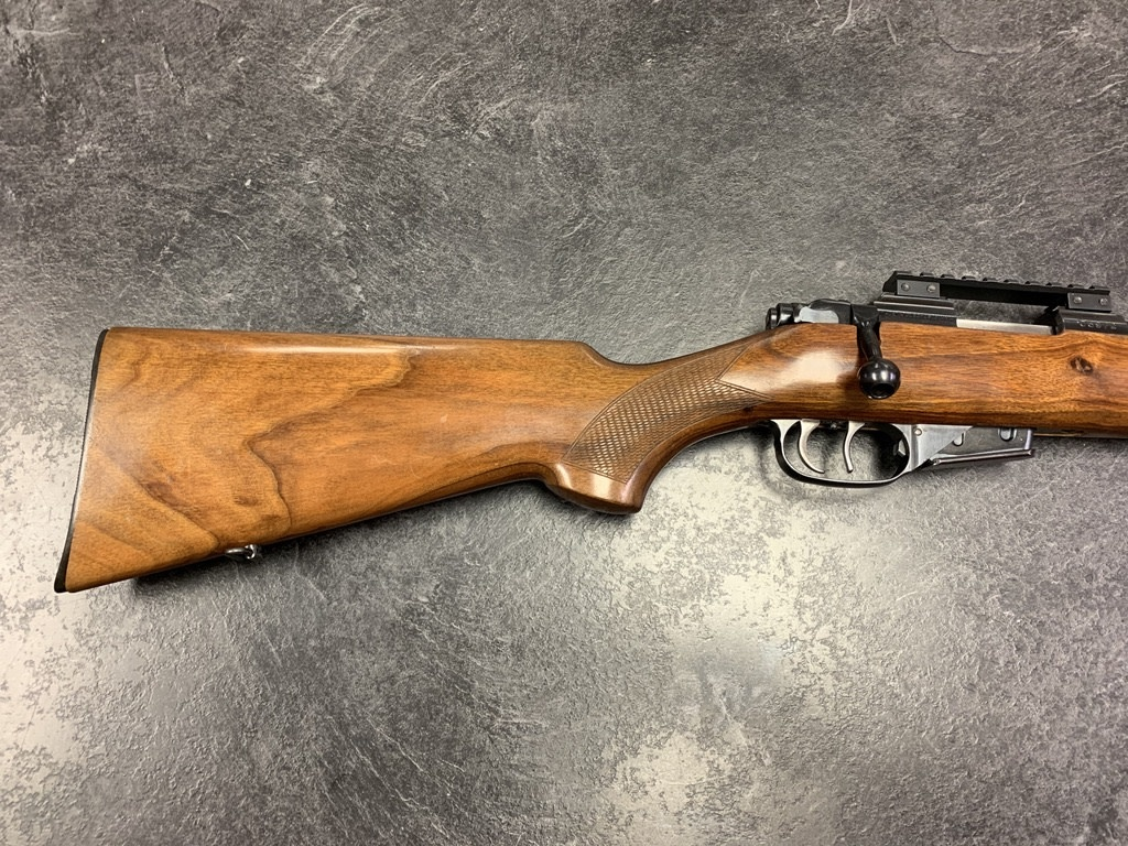 BRNO ZKW465 22 Hornet Bolt Action w/Double Set Triggers - Gagnon